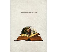 Bilbo's Adventure Photographic Print