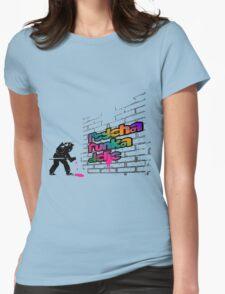 Psycha Funka Delic Womens Fitted T-Shirt