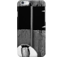 Old Barn Facade iPhone Case/Skin