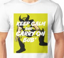 Keep Calm Bub' Unisex T-Shirt
