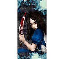 Alice Madness Returns Photographic Print