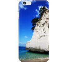 Te Hoho - Cathedral Cove - New Zealand iPhone Case/Skin