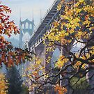 Fall St Johns by Karen Ilari