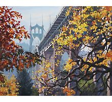 Fall St Johns Photographic Print