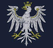 Polish Vintage Eagle t shirt by PolishArt