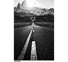 VNDERFIFTY MY WAY Photographic Print