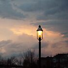 Storm Clouds and Gas Lights by k253