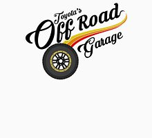 Off Road Garage Men's Baseball ¾ T-Shirt