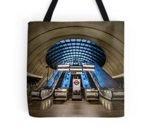 Bound For The Underground Tote Bag
