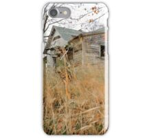 Old Abandoned House iPhone Case/Skin