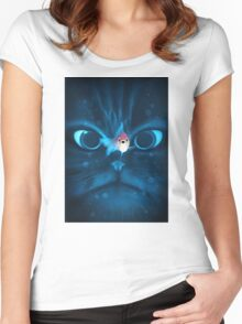 Cat Fish Women's Fitted Scoop T-Shirt