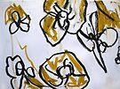 some yellow flowers (detail) by John Douglas