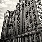 Grand Architecture - New York City by Dilshara Hill