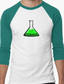 Science Beaker Green T-Shirt