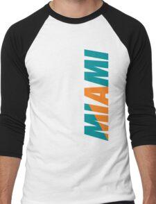 Miami MIA Men's Baseball ¾ T-Shirt