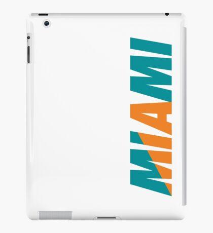 Miami MIA iPad Case/Skin