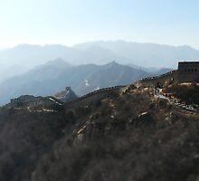 The Great Wall II by Luke Griffin