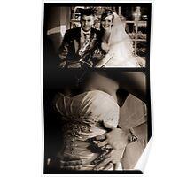 Jennie & Dan Wedding Portrait Poster