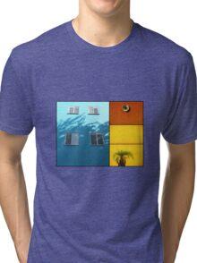 Urban Fragments III Tri-blend T-Shirt