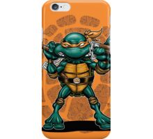 Lean and Green Party Dude iPhone Case/Skin
