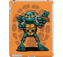 Lean and Green Party Dude iPad Case/Skin