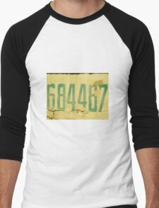 The Secret Code Men's Baseball ¾ T-Shirt