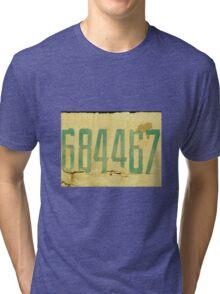 The Secret Code Tri-blend T-Shirt