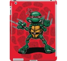 Lean and Green Rude Dude iPad Case/Skin