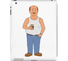 BILL DOZER iPad Case/Skin