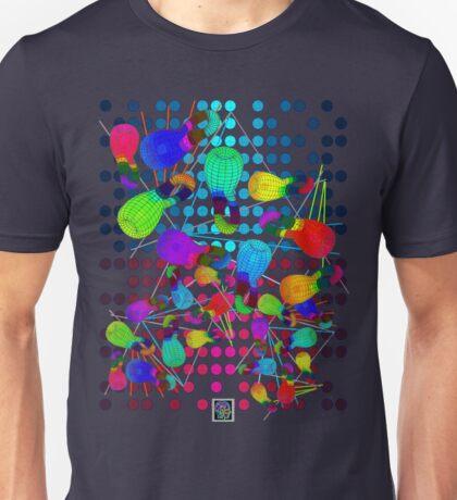 """Klein Bottles Cascade""© Unisex T-Shirt"