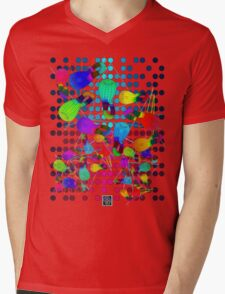 """""""Klein Bottles Cascade""""© Mens V-Neck T-Shirt"""