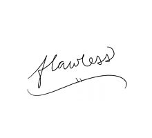 Flawless (I woke up like this) by Ceci Rodriguez