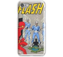 Flash vs Apple! iPhone Case/Skin