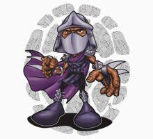 The Shredder TMNT Kids Clothes
