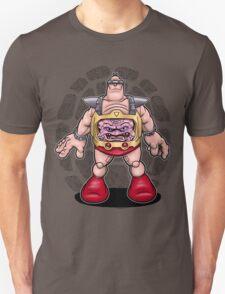 Brain in Robot Man T-Shirt