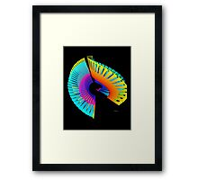 Abstract Fractal 176 G Framed Print