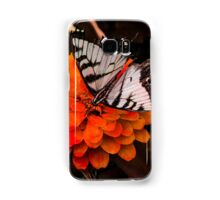 Eastern Tiger Swallowtail Butterfly (Family Papilionidae) Samsung Galaxy Case/Skin