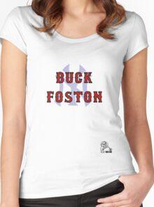 buck foston Women's Fitted Scoop T-Shirt
