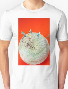 Dirty Cleaning On Sweet Melon Unisex T-Shirt