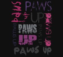 Lady Gaga Paws Up by DjenDesign