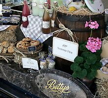 'Betty's' Tearooms, Harrogate. by BizziLizzy