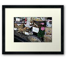 'Betty's' Tearooms, Harrogate. Framed Print