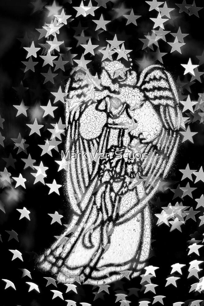 Christmas Angel by Mark Van Scyoc