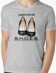 Agents of S.H.O.E.S Mens V-Neck T-Shirt