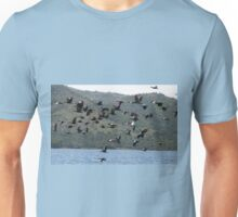 Flying away Unisex T-Shirt
