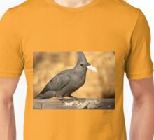 Live by bread alone? Unisex T-Shirt