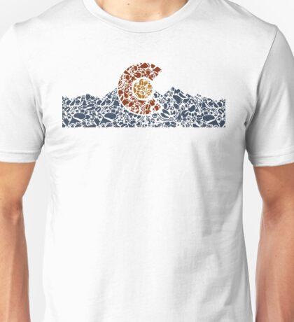 Colorado Critters Unisex T-Shirt