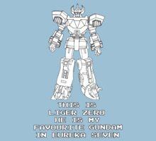 My favourite Gundam by Superfreaky228