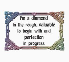 Diamond in the rough by StormGirlBlue