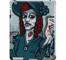 Ellen, Vampire Queen of Spades iPad Case/Skin